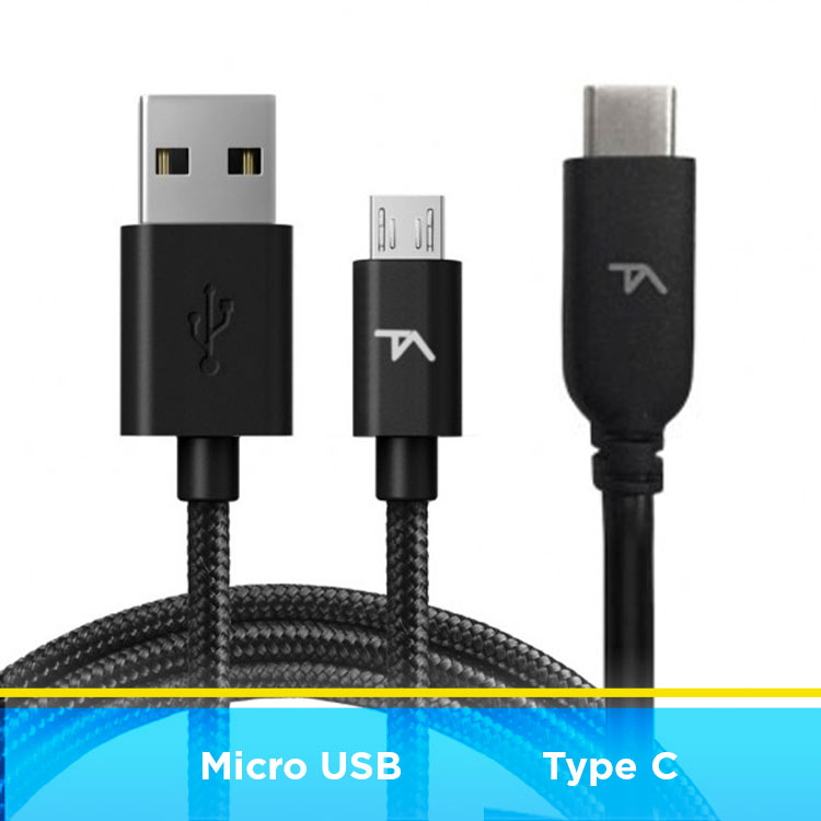 Ship USB Mircor-B Cables