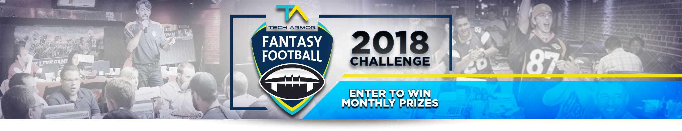 Fantasy Football Challenge 2018