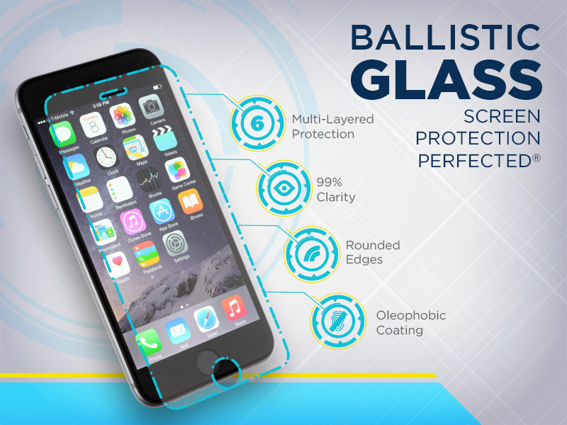 Ballistic Glass