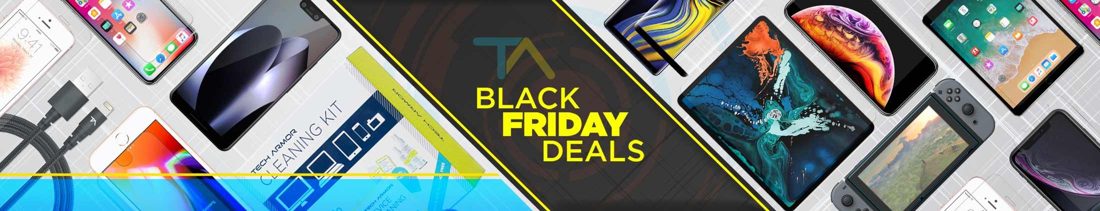 Tech Armor Black Friday Deals