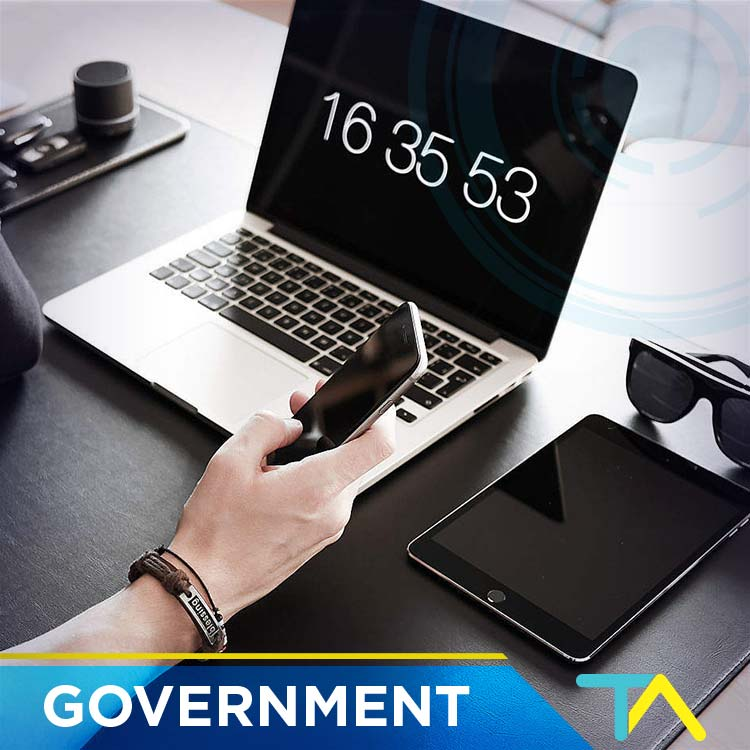 Tech Armor protects government devices.