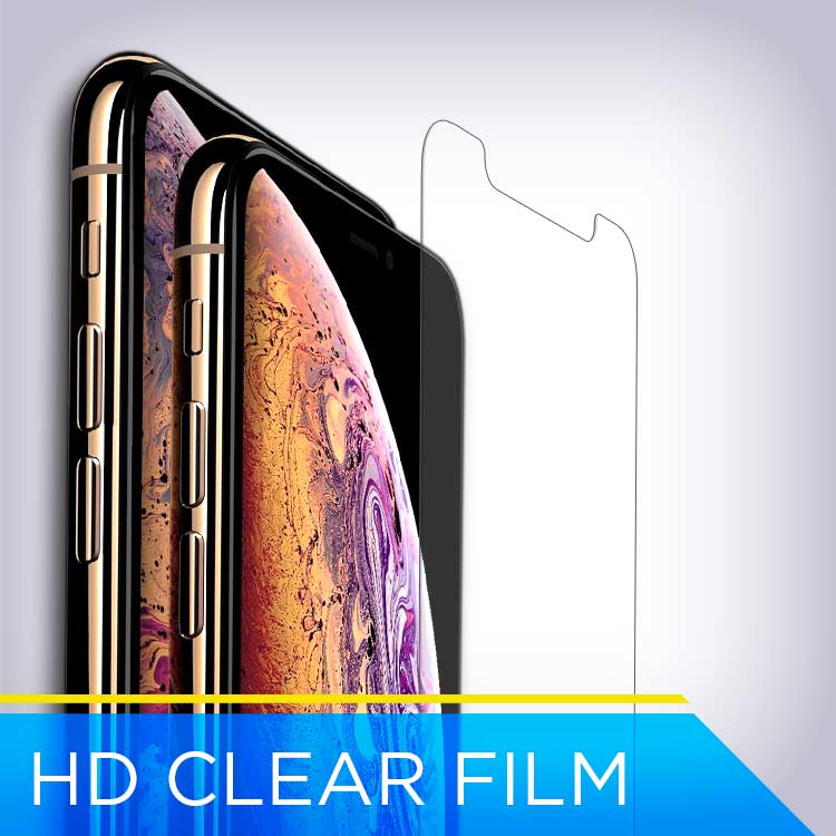 HD Clear Film Screen Protection for the iPhone XS