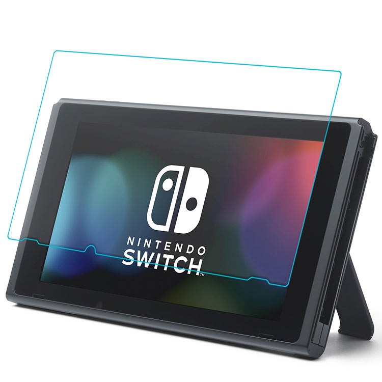 Ballistic Glass Screen Protection for the Nintendo Switch