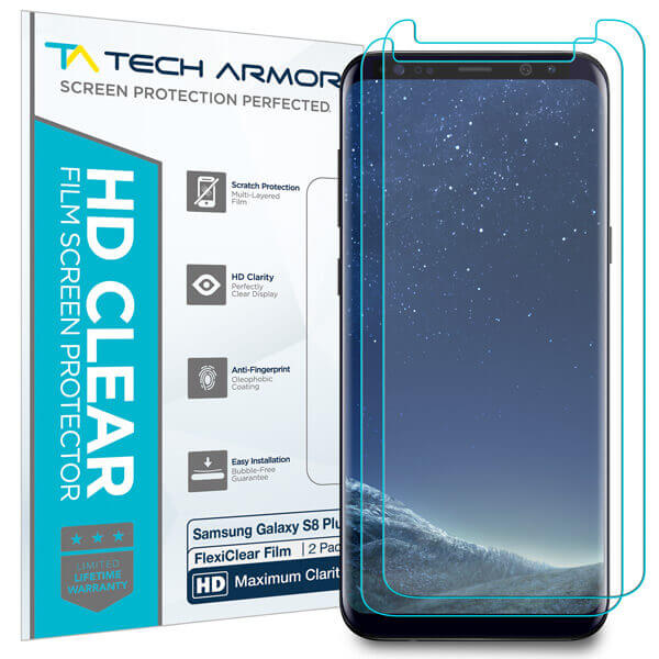 SHOCK-ABSORBING FULL COVERAGE FLEXICLEAR FILM