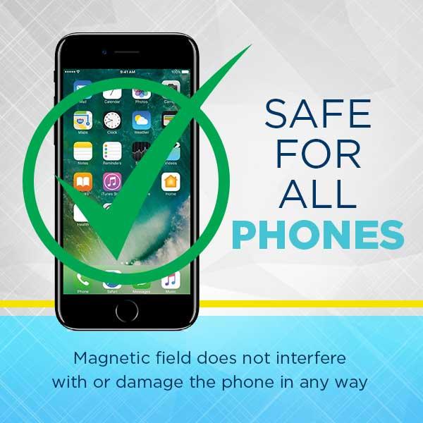 Safe Magnetic Field